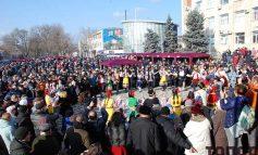 В Болграде открыли фестивальный год