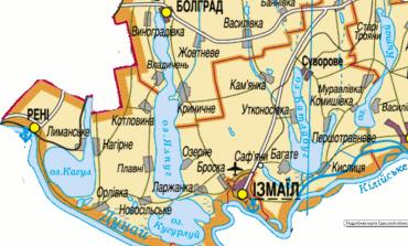 Измаил: на подачу воды из Дуная в озера Катлабух и Сафьяны просят 8 миллионов
