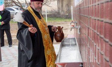 В Старых Троянах Килийского района впервые за 200-летню историю появился бювет