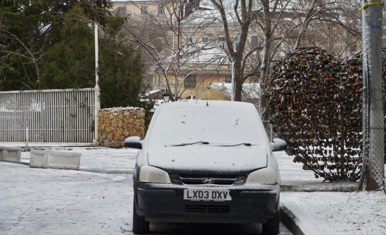 Odessa v snegu6