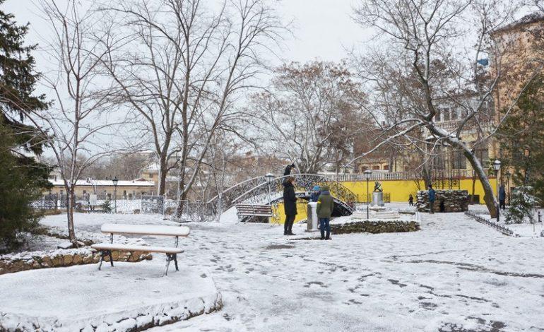 Odessa v snegu7