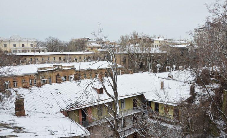 Odessa v snegu9