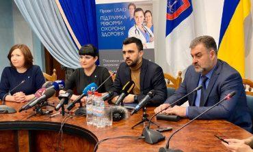 В Одесской ОГА заявили о готовности 92% больниц к работе с НЗСУ