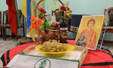 Национальный болгарский праздник «Трифон Зарезан» отпраздновали в Одессе (фото)