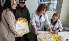 Одесский аэропорт: на пограничный пункт передали инфракрасные бесконтактные термометры
