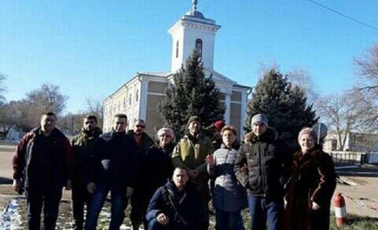 В Саратском районе общественники взялись за сохранение курганов