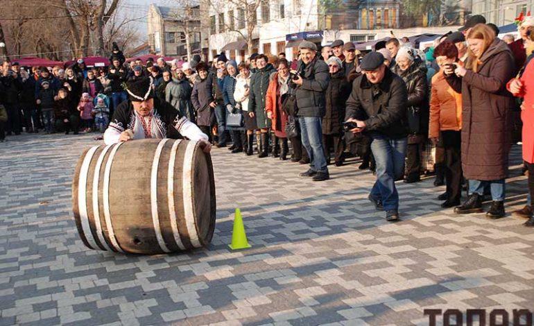 В Болграде придумали новый вид спорта (фото)