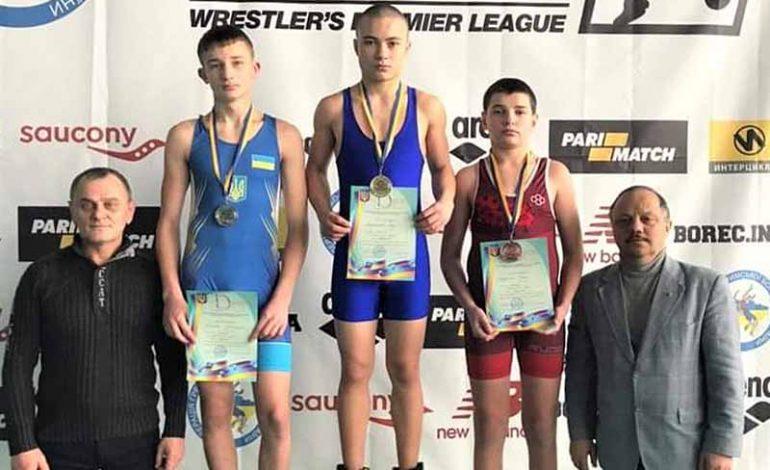 Воспитанник Болградского интерната стал двукратным чемпионом Украины по борьбе