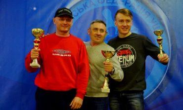 Бойцы из Арциза стали бронзовыми   призёрами Чемпионате Одесской области по саньшоу