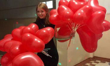 День всех влюбленных: в Тарутино устроили праздник для лицеистов