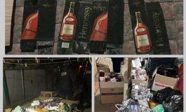 В Одесской области выявили подпольный цех по изготовлению элитного алкоголя
