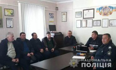 Арциз: полицейские вышли на ночные рейды против аграрных воров
