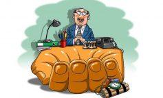 Доруководились: у государства нет денег даже на зарплату собственным служащим