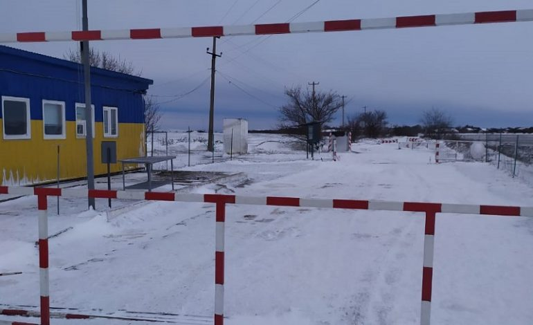 В Болградском и Ренийском районах в связи с непогодой пересечение государственной границы осложнено (ОБНОВЛЕНО)