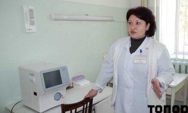 В Болградской ЦРБ обновляют оборудование