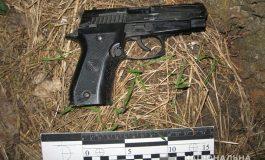 В Шабо молодчик устроил стрельбу в подъезде собственного дома