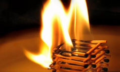 В Измаильском районе при пожаре погибла женщина