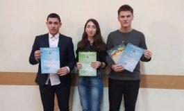 Школьники из Арцизского района достойно защитили свои работы на финале Всеукраинского конкурса изобретателей и рационализаторов