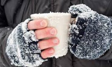 В Арцизе 18 градусов мороза: работают пункты обогрева
