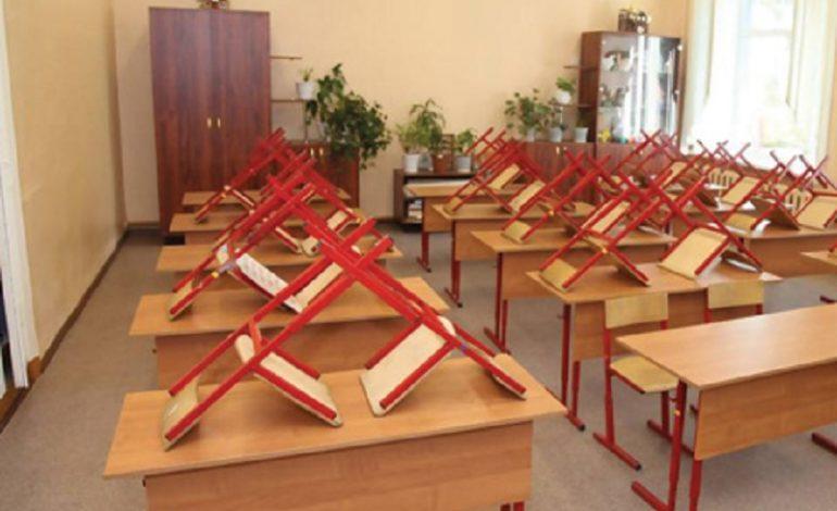 В Арцизском районе из-за непогоды приостановлен учебный процесс