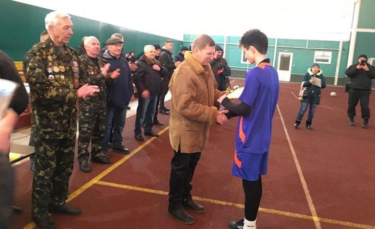 Футбольный турнир в Белгороде-Днестровском посвятили воинам-интернационалистам