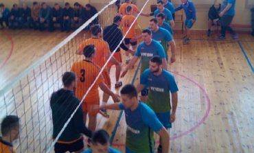 Арцизский район: определились полуфиналисты района по волейболу