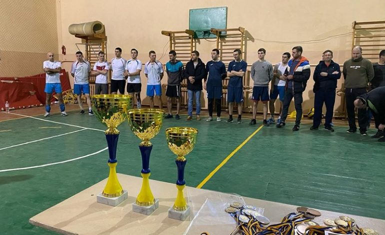 В Саратском районе провели первенство района по волейболу