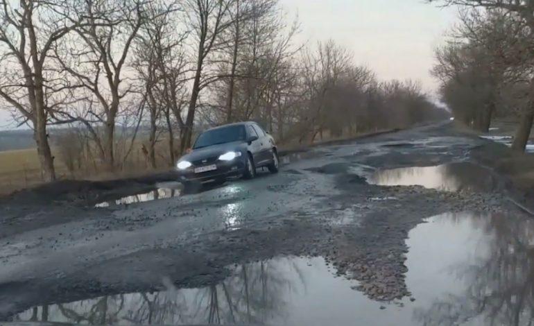 Возрождение экономики начнётся с дорог: жители Бессарабии убеждают в этом Киев