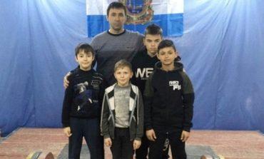 Тяжеловесы Арциза в числе призёров на областных соревнованиях