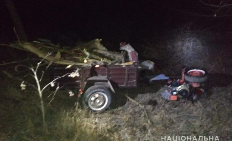 В Измаильском районе местный житель погиб под собственным мотоблоком