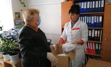 В Одесской области больницам передают дополнительный ресурс масок и децинфицирующих средств