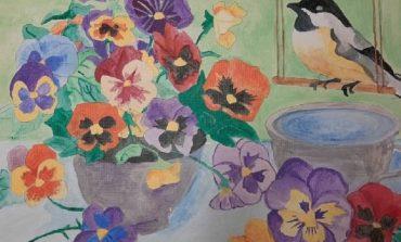 Карантин – не повод для скуки: юные художники из Арциза продолжают рисовать дома