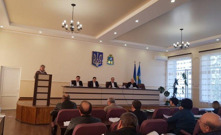 Сессия Арцизского райсовета в каратине: депутатам предложили надеть маски