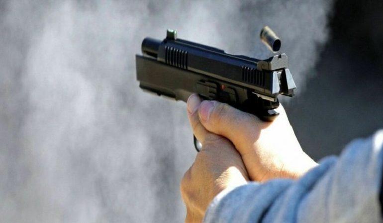 В Одессе стреляли посреди города