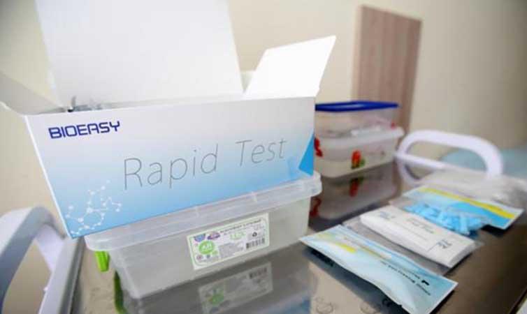 Болградский район получил экспресс-тесты на коронавирус