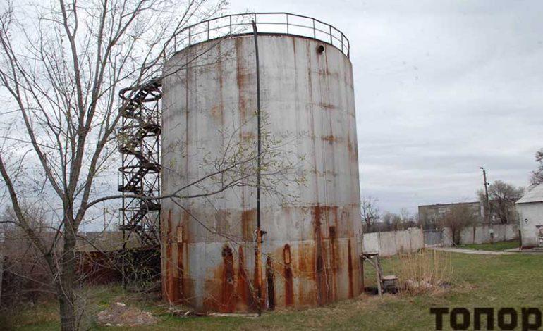 В Болграде планируют отремонтировать резервуар для хранения воды
