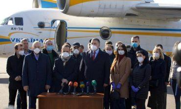 Украина отправила 20 медиков в Италию