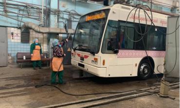 В Запорожье отказались остановить движение общественного транспорта по рекомендации Минздрава