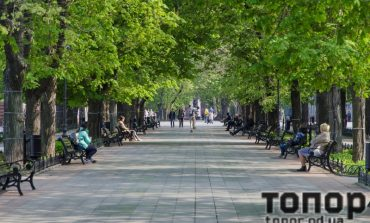 Безлюдная пасхальная Одесса (ФОТО)