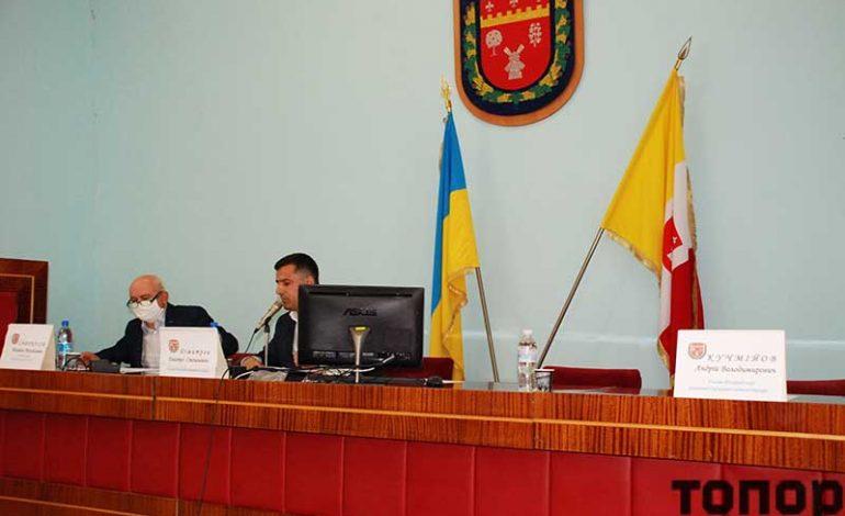 Руководство Болградской РГА проигнорировало вопрос о будущем района