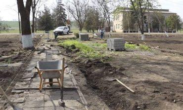 Новую зону отдыха обустраивают в  Маразлиевской ОТГ Белгород-Днестровского района