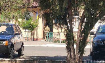 В мэрии Рени сотрудники СБУ проводят обыски (фотофакт) (ОБНОВЛЕНО)