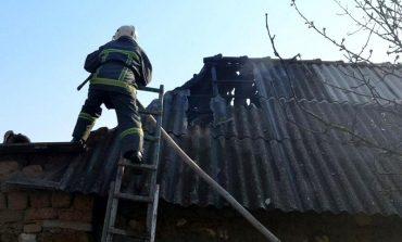 Саратский район: из-за пожара в сарае погибли домашние животные и птица