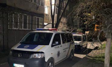 В Одессе в подъезде многоэтажки взорвался неизвестный предмет