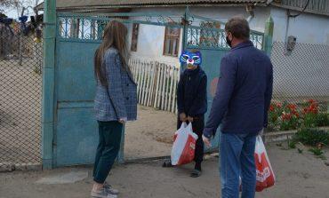В Белгород-Днестровском районе во время карантина не забыли о приёмных семьях