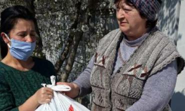Социальные службы Ренийской райгосадминистрации занялись доставкой продуктов одиноким людям