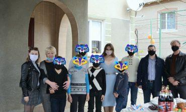 Первую годовщину отметили в детдоме семейного типа Белгород-Днестровского района