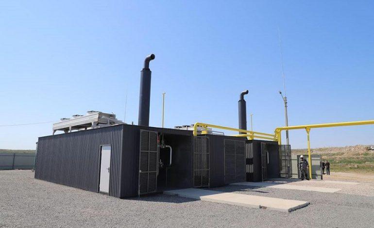 Одесса: на Дальницких карьерах появилась станция по дегазации полигона твердых бытовых отходов