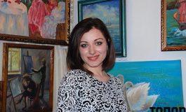 В Интернете можно посетить онлай-выставку художницы из Болградского района
