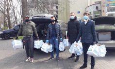 В Одессе стартовал благотворительный проект «Накорми ближнего»